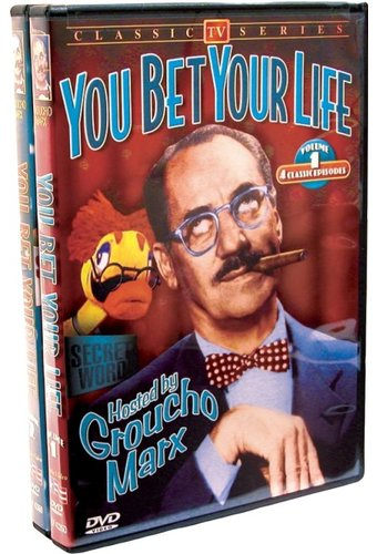 You Bet Your Life - Volumes 1 & 2 (2-DVD)