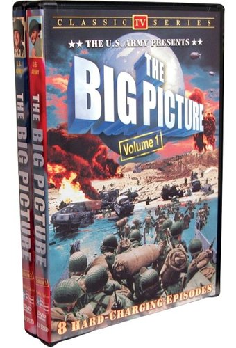 The Big Picture - Volumes 1 & 2 (2-DVD)