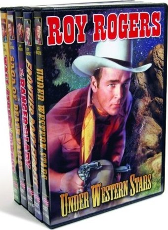 Roy Rogers Collection, Volume 2 (5-DVD)