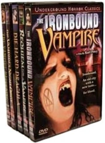 Vampire Night Orgy Collection: Die Hard Dracula