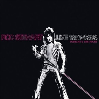 Live 1976-1998: Tonight's the Night (4-CD)