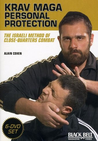 Krav Maga Personal Protection: The Israeli Method