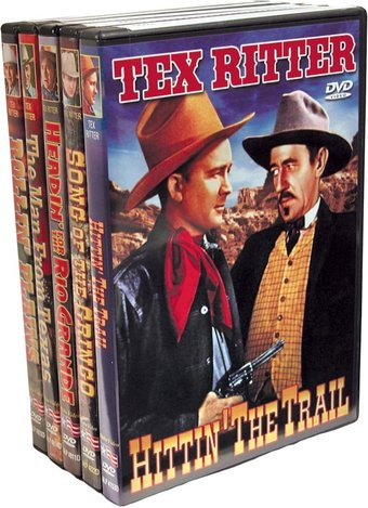 Tex Ritter Collection, Volume 1 (Hittin' The