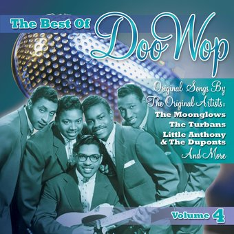 Best of Doo Wop, Volume 4