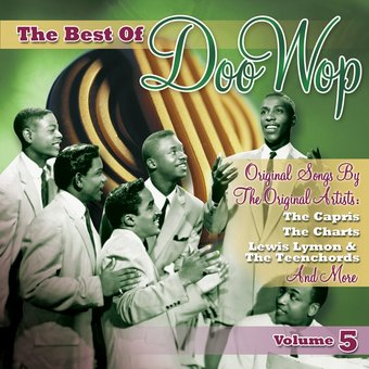 Best of Doo Wop, Volume 5