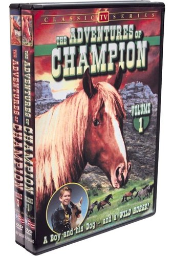 The Adventures of Champion - Volumes 1 & 2 (2-DVD)