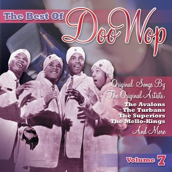 Best of Doo Wop, Volume 7