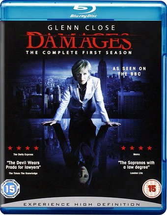 Damages - Season 1 (Blu-ray) [Import]