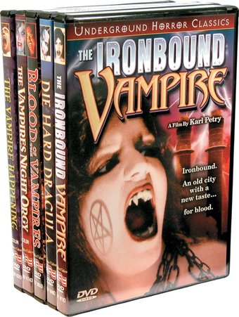 Vampires: Ironbound Vampire (1998) / Die Hard