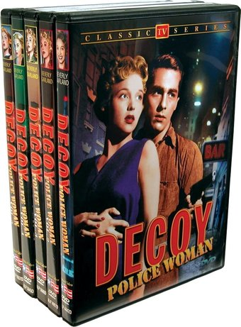 Decoy: Police Woman - Volumes 1-5 (5-DVD)