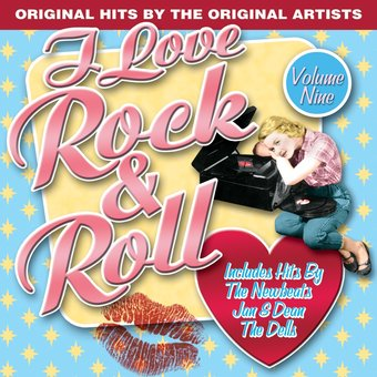 I Love Rock 'N' Roll, Volume 9