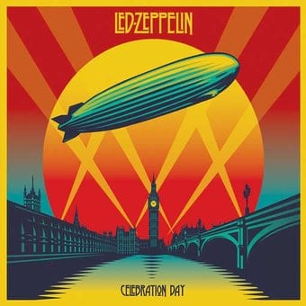 Celebration Day [Deluxe Edition] (2-CD + Blu-Ray