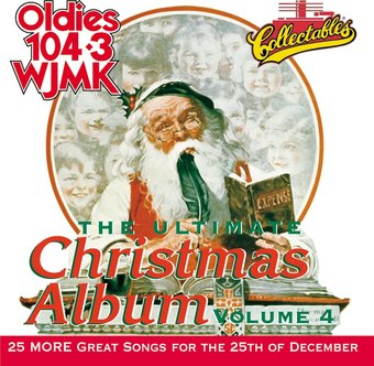 WJMK 104.3 - Ultimate Christmas Album, Volume 4