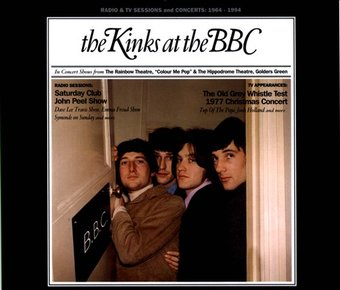 At the BBC (Live) (5-CD+DVD)