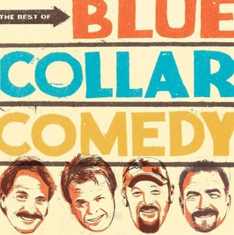 The Best Of Blue Collar Comedy (2-CD)