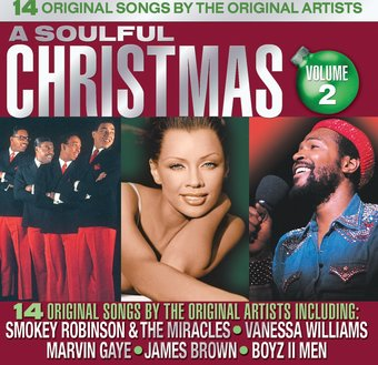 A Soulful Christmas, Volume 2