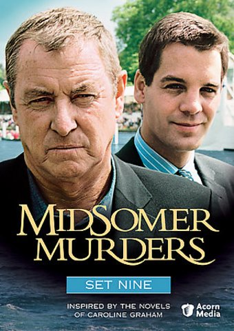 Midsomer Murders - Set 9 (4-DVD)