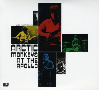 Arctic Monkeys At The Apollo (DVD, CD)