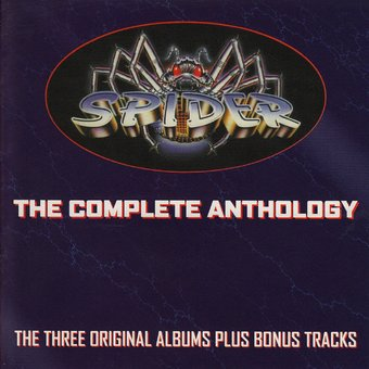The Complete Anthology (4-CD Box Set)