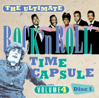 Ultimate Rock Amp Roll Time Capsule Volume 4 Disc 1 Cd
