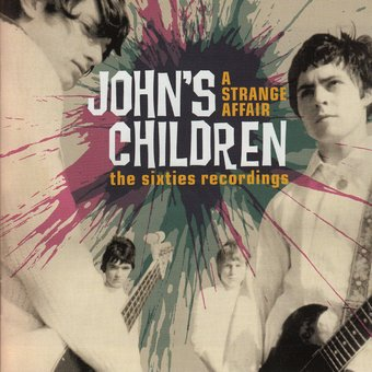 A Strange Affair: The Sixties Recordings (2-CD)