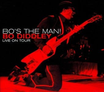 Bo's the Man (Live)