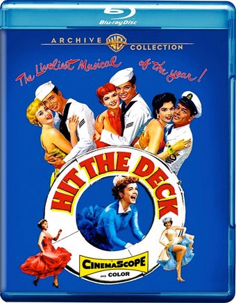 Hit the Deck (Blu-ray)