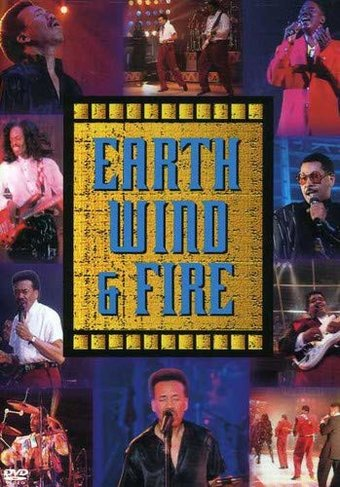 Earth, Wind & Fire - Live