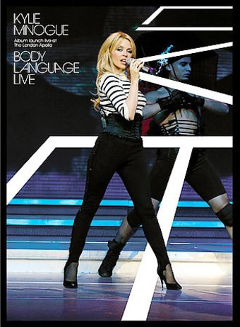Kylie Minogue: Body Language Live