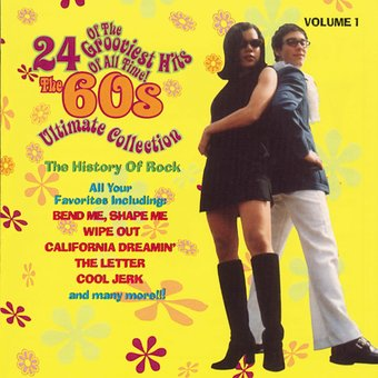 History of Rock - The 60's Ultimate Collection,
