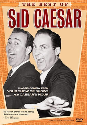 Sid Caesar - The Best of Sid Caesar