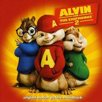 Alvin & The Chipmunks 2 [Import]