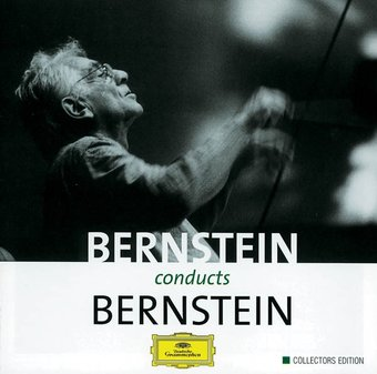 Bernstein Conducts Bernstein [7 CD Box Set]