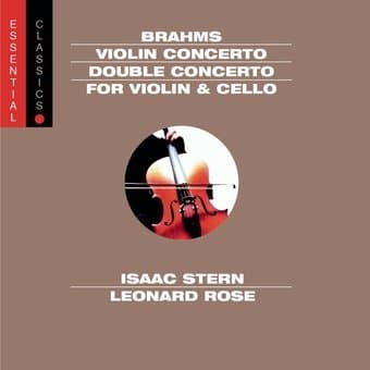 Brahms: Violin Concerto; Double Concerto for