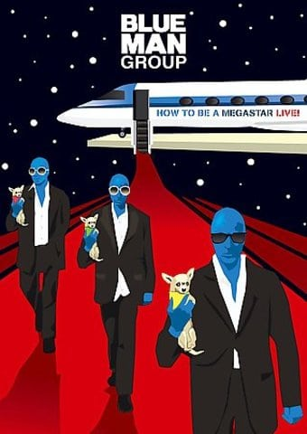 Blue Man Group How To Be A Megastar Live! (2-DVD)