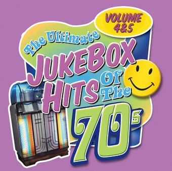 Ultimate Jukebox Hits of the 70s, Volume 4 & 5