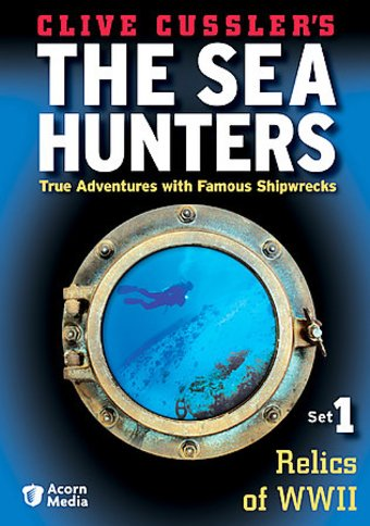 Clive Cussler's The Sea Hunters (3-DVD)