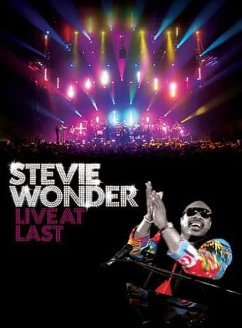 Stevie Wonder - Live At Last (Blu-ray)