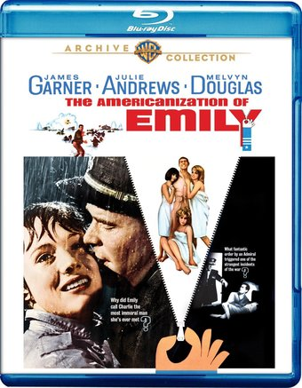 The Americanization of Emily (Blu-ray)