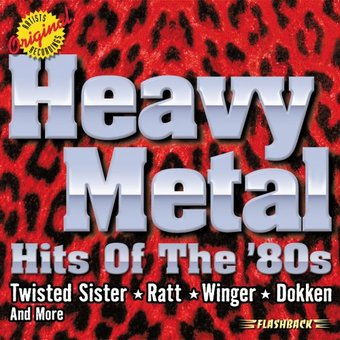 Heavy Hits: Hits of The 80's