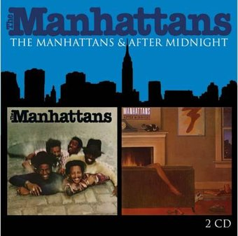The Manhattans / After Midnight (2-CD)