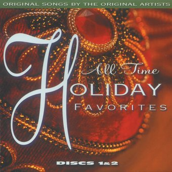 All Time Holiday Favorites (Discs 1 & 2) (2-CD)