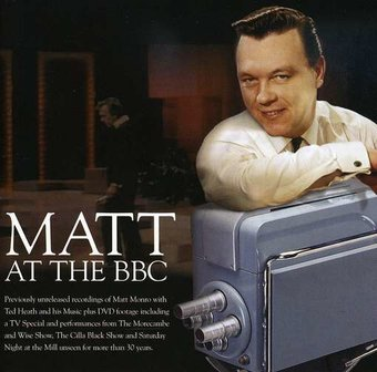 Matt At The BBC (CD/DVD Set) (PAL/Region 0)