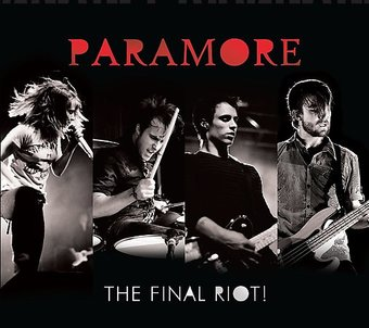 The Final Riot (CD + DVD)