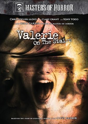 Mick Garris: Valerie on the Stairs