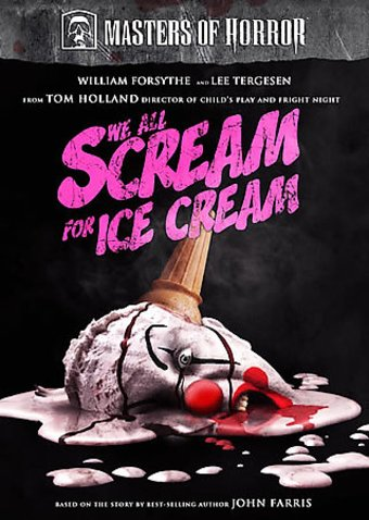 Masters of Horror - Tom Holland: We All Scream