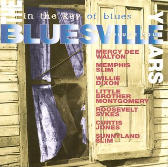 The Bluesville Years, Volume 4: In the Key of