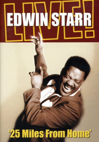 25 Miles from Home - Edwin Starr Live