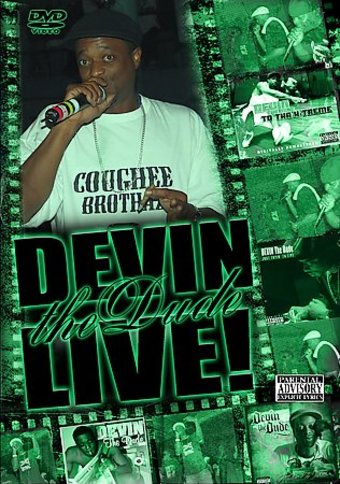 Devin The Dude: Live