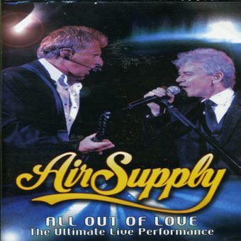 Air Supply - The Ultimate Performance